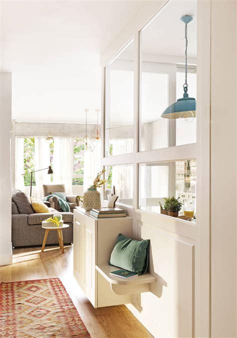 Los mejores muebles para recibidores pequeños