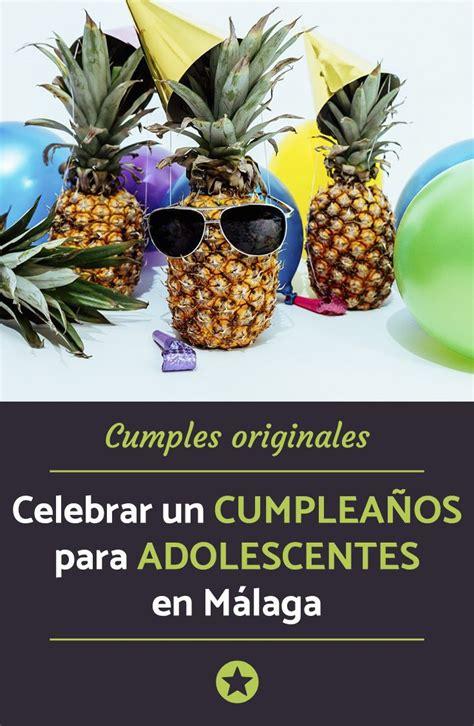 Los MEJORES sitios para celebrar un cumpleaños para ...