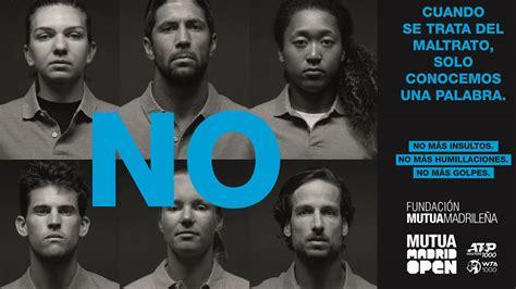 """Los mejores tenistas dicen """"no"""" al maltrato en una nueva ..."""