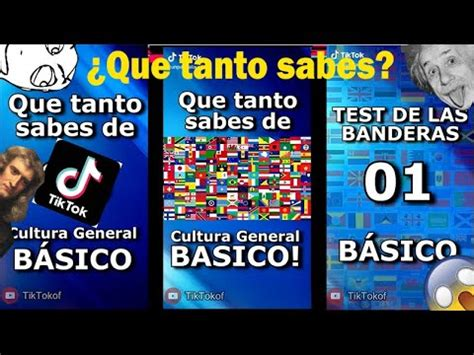 Los Mejores Test de Cultura General TikTok Unpasoalauni ...
