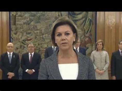 Los ministros del nuevo Gobierno de Mariano Rajoy juran o ...