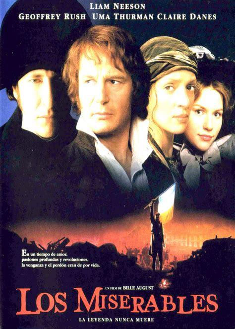 Los miserables es una película de 1998 dirigida por Bille ...