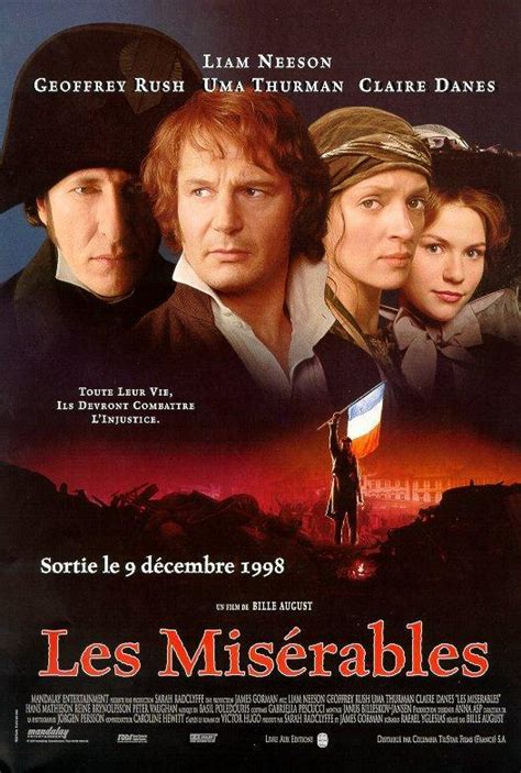 Los miserables: la leyenda nunca muere  1998    FilmAffinity
