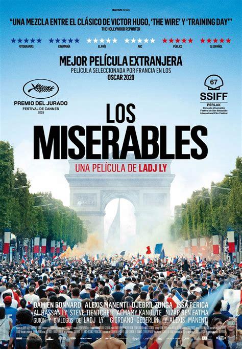 Los miserables   Película 2019   SensaCine.com