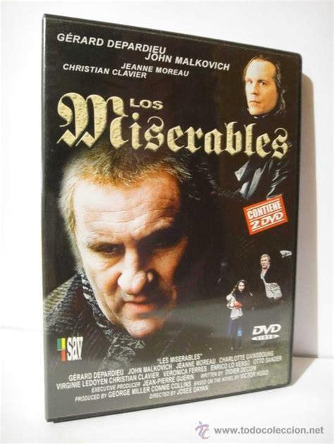 Los miserables pelicula dvd como nuevo gerard d   Vendido ...