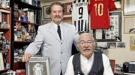 Los Morata, padre y abuelo de Álvaro   MarcaTV