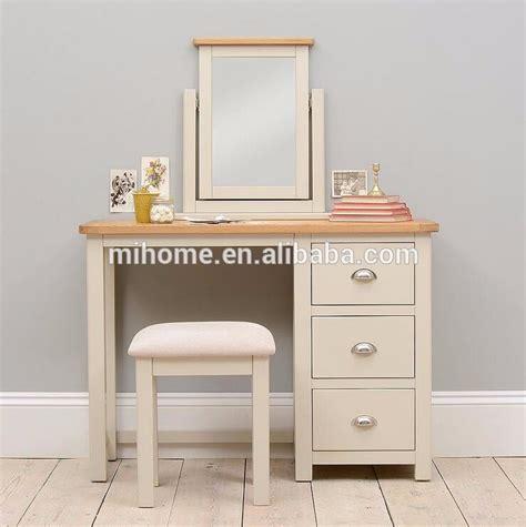 Los Muebles Pintados De Blanco Francés Antiguo Tocador De ...