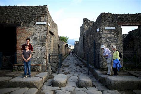 Los muertos de Pompeya contradicen la tradición sobre la ...