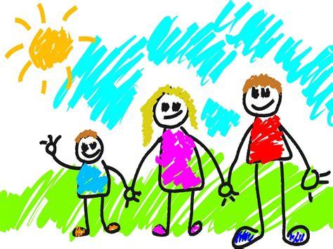 Los niños felices en casa serán adultos más sanos