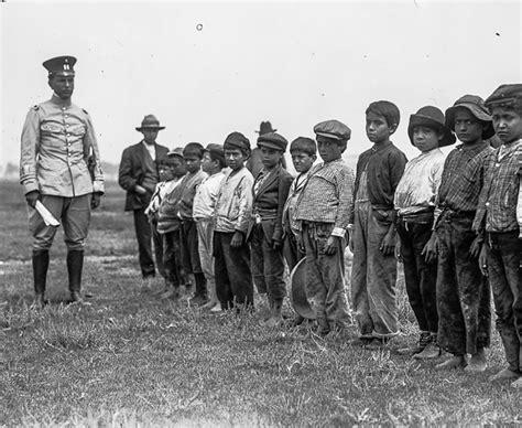 Los niños que participaron en la Revolución Mexicana