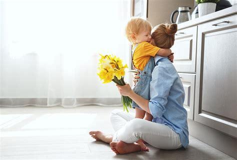Los niños y las muestras de cariño
