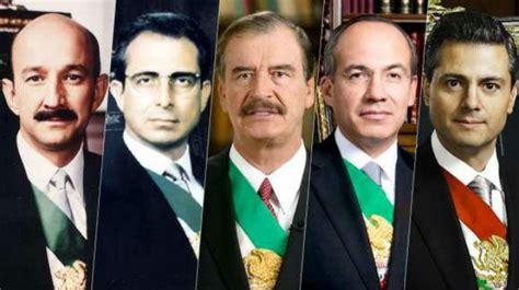 Los nombres de los presidentes de México: Entérate   UN1ÓN ...