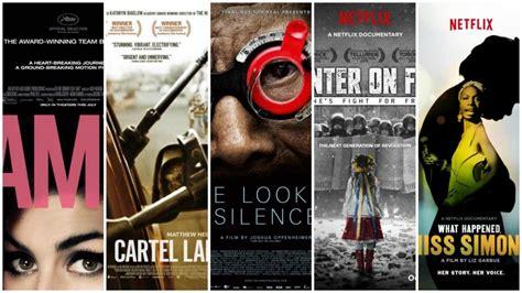 Los nominados al Oscar 2016 al mejor documental