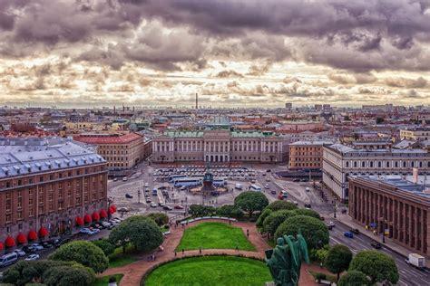 Los once lugares que no debes perderte en San Petersburgo ...