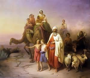 Los orígenes del pueblo de Israel ~ APUNTES DE HISTORIA ...
