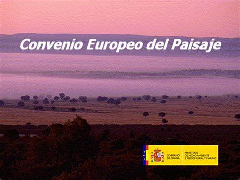 Los paisajes en España