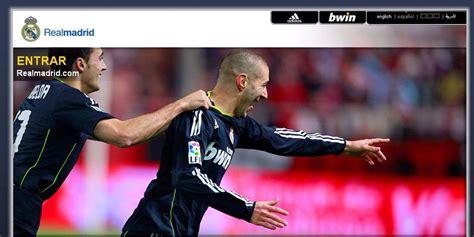Los partidos del Real Madrid en un calendario digital