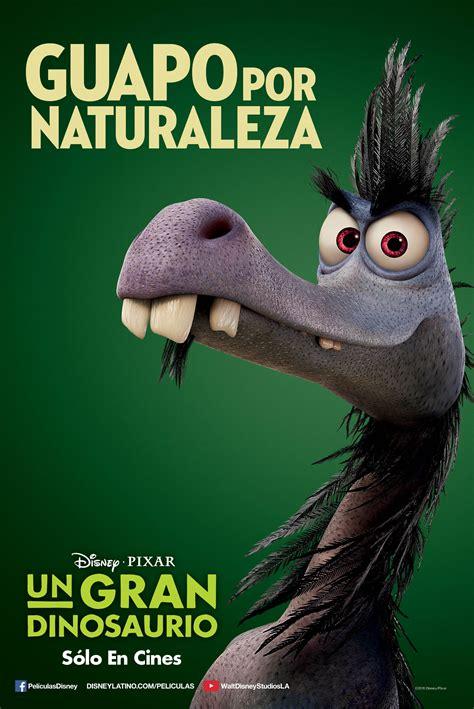Los Personajes de Un Gran Dinosaurio • Cinergetica
