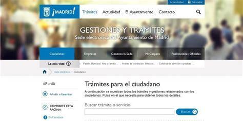 Los portales de atención al ciudadano del Ayuntamiento de ...