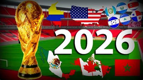 Los POSIBLES candidatos a ser SEDES en la Copa Mundial de ...