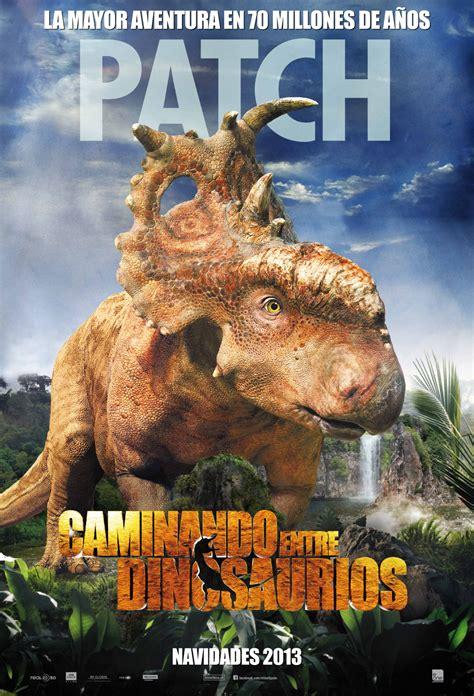 Los pósters de  Caminando Entre Dinosaurios    Psicocine ...