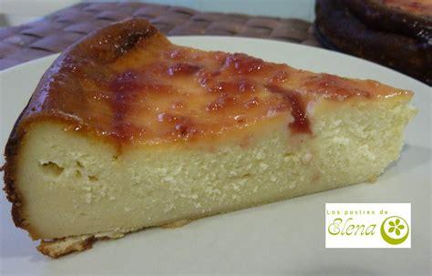 Los Postres de Elena: Cheesecake de chocolate blanco
