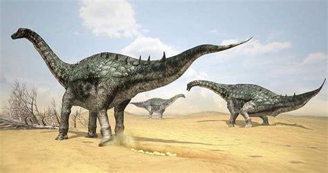 Los primeros parientes de los dinosaurios tenían cuatro ...