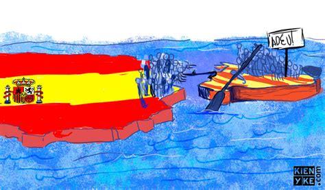 Los problemas y errores del independentismo catalán    El ...