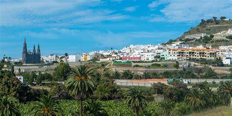 Los pueblos más bonitos de las Islas Canarias | Blog de ...