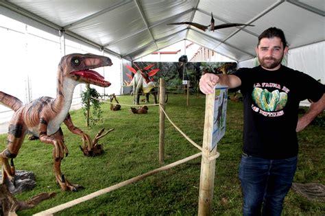 Los reptiles  invaden  la Semana Verde