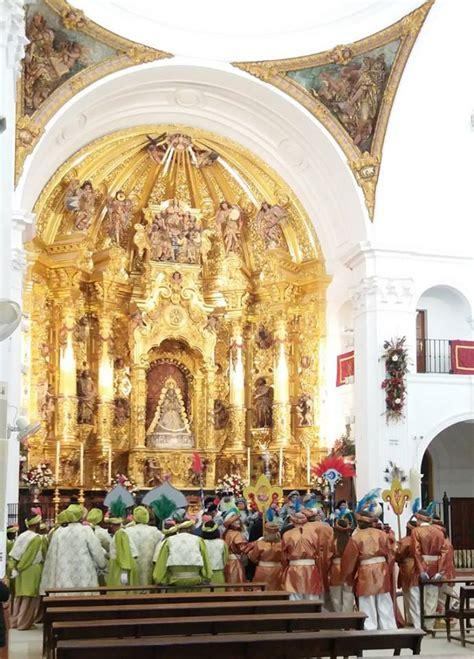 Los Reyes Magos de Oriente en el Santuario del Rocío ...