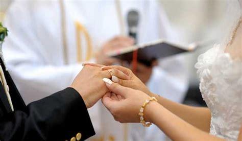 Los roles en una boda católica. De los testigos a los ...