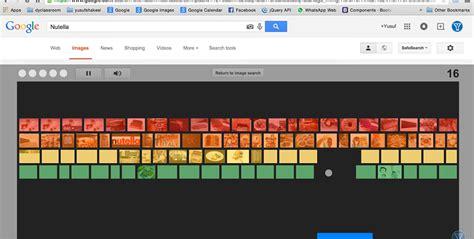 Los secretos de Google: algunos juegos para jugar en la ...