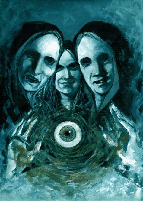 Los seres tenebrosos de la noche: Las Grayas  Mitología ...