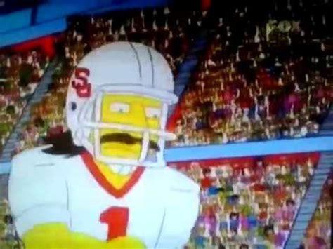 Los Simpson   11x11 Cara fuera   Lubchenko golpeando ...