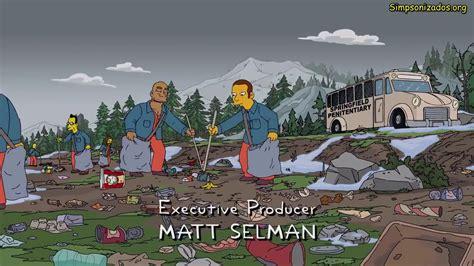 Los Simpson Bart se pierde  parte 1/5  temporada 29 ...