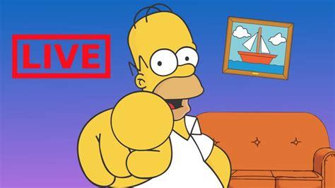 Los Simpson En Vivo 24h   Capitulos Completos Todas Las ...