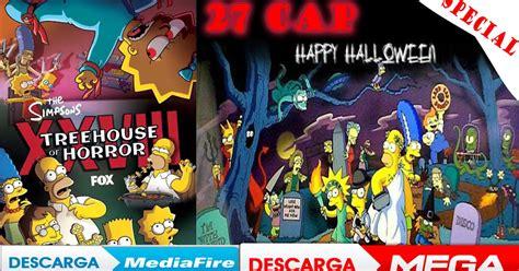 Los Simpson Especial Casitas del Terror[27 capitulos][MEGA ...