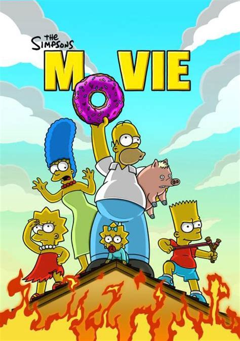 Los Simpson: La película  2007    FilmAffinity