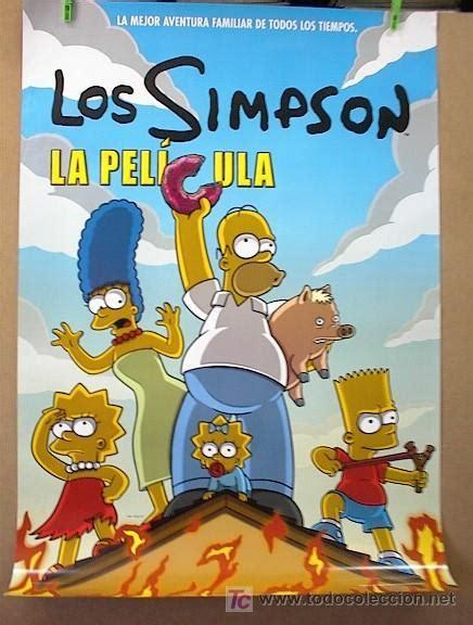 los simpson la pelicula   Comprar Posters de películas y ...