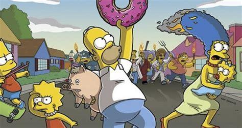 Los Simpson: la película y el guión desechado de su ...