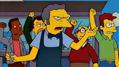 Los Simpson | La Secta Simpson [Parte 1/5] Temporada 9 ...