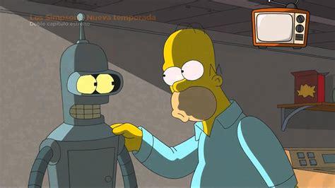 Los Simpson Temporada 26 Español Latino HD Capitulos ...