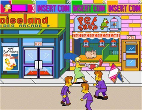 Los Simpson   Videojuegos