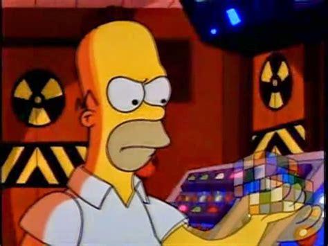 Los Simpsons 03x05   Homero al Diccionario   Latino Online ...