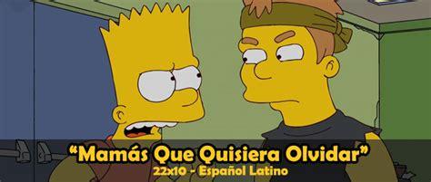 Los Simpsons 22x10 [Español Latino] [ONLINE!]   Taringa!