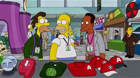 Los Simpsons  25x01  Capitulo 01 Temporada 25 Español ...