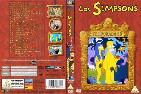 Los Simpsons   Carátulas DVD temporada 0   24   Taringa!