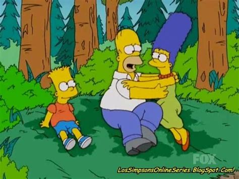 Los Simpsons en Audio Latino 17X03  Milhouse de Arena y ...