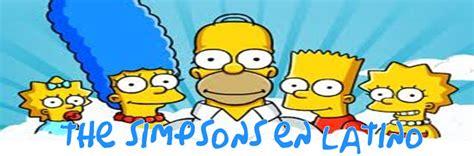 Los Simpsons en Latino